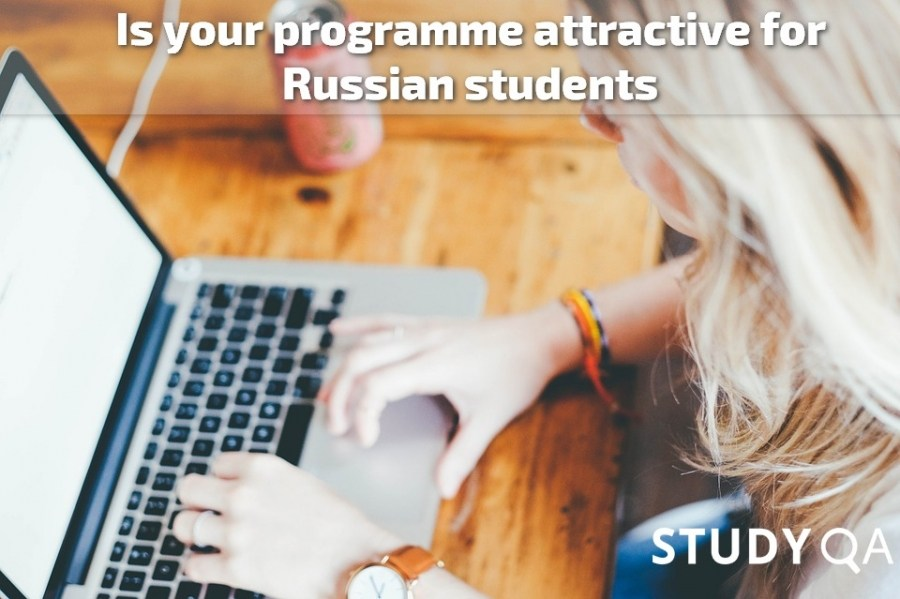 StudyQA: Is your programme attractive for Russian students?