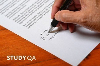 StudyQA: How to write a cover letter