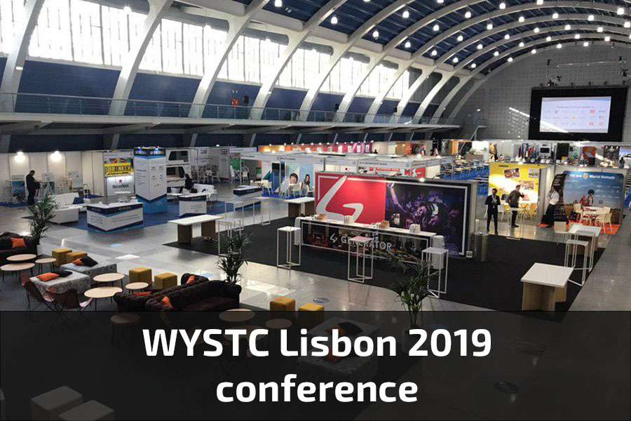 WYSTC conference in Lisbon