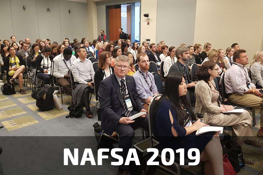 StudyQA team participated in NAFSA 2019
