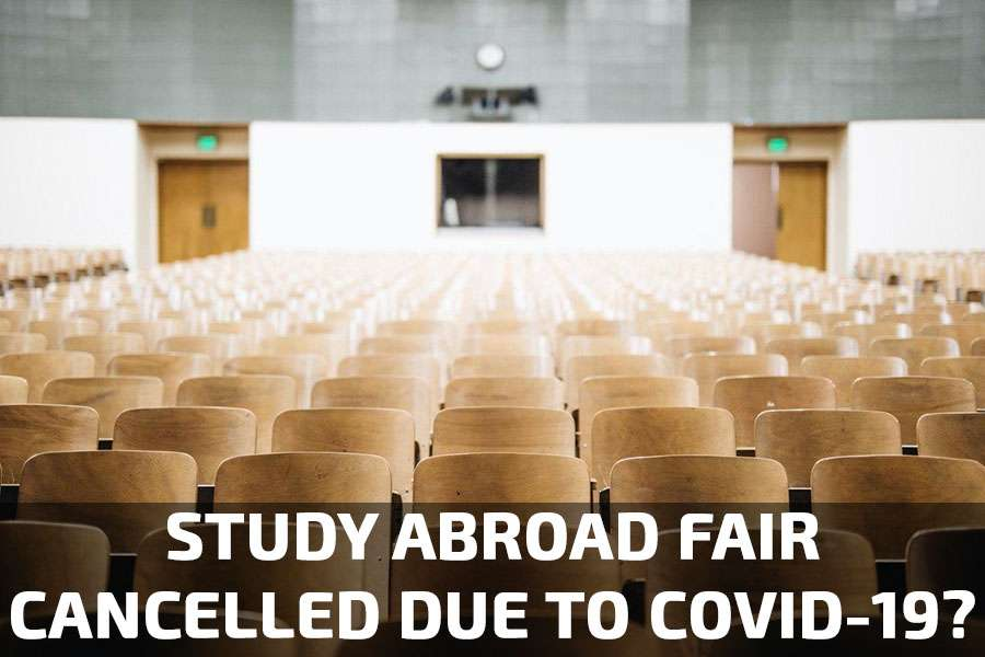 Study abroad fair cancelled due to COVID-19? Recruit students online