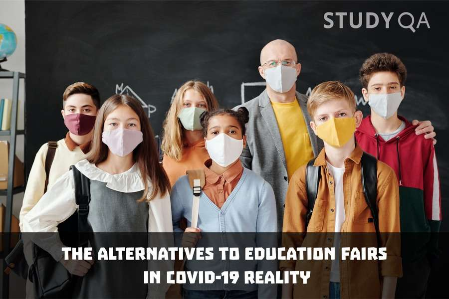 The alternatives to education fairs in Covid-19 reality