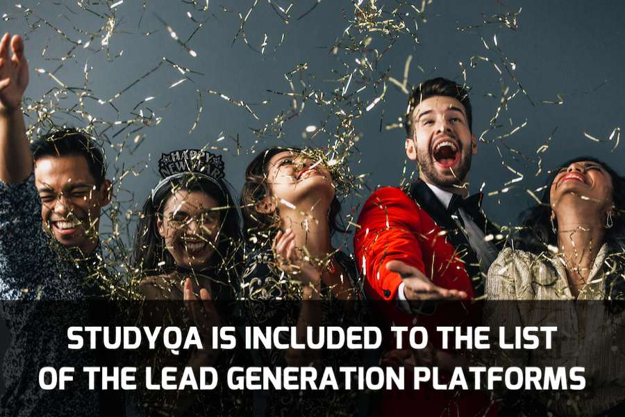 StudyQA was included to the list of the Lead Generation Platforms according to ISTARS