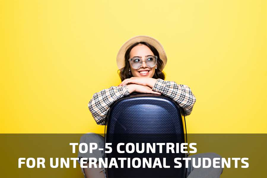 TOP-5 Countries for International Students