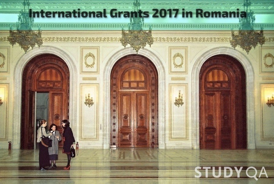 StudyQA: The Romanian Institute of Science and Technology International Grants 2017, Romania.