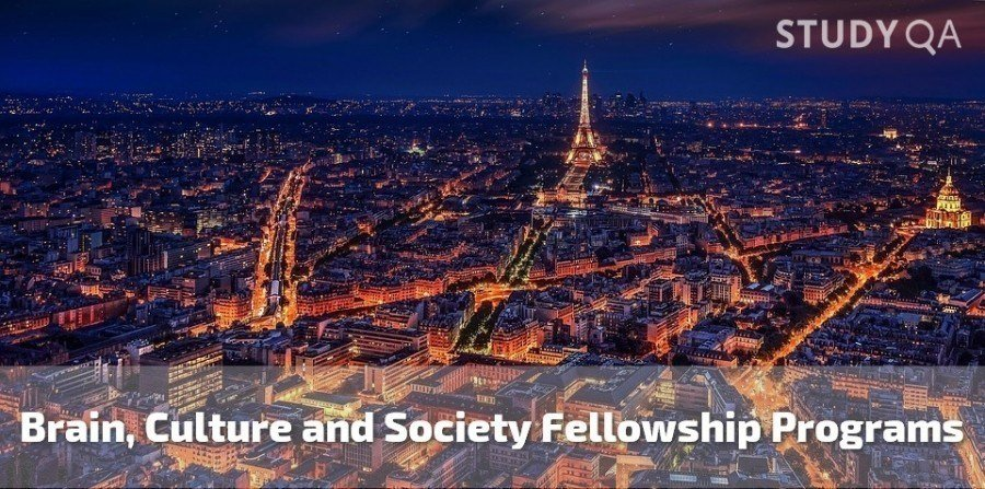 StudyQA: Brain, Culture and Society Fellowship Programs 2018-2019, Paris Institute for Advanced Study, France
