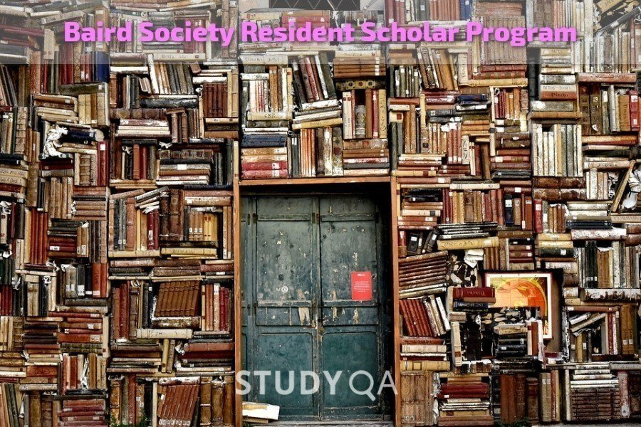 StudyQA: Baird Society Resident Scholar Program for Smithsonian Library Holdings 2017-2018, USA.