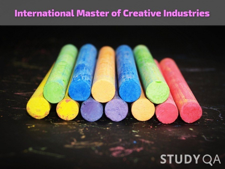 StudyQA: International Master of Creative Industries 2017, Australia