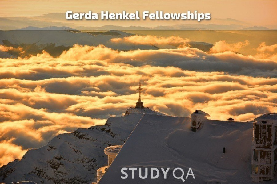 StudyQA: Gerda Henkel Fellowships, Bucharest, Romania