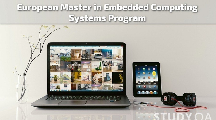StudyQA: European Master in Embedded Computing Systems Program 2017, Germany