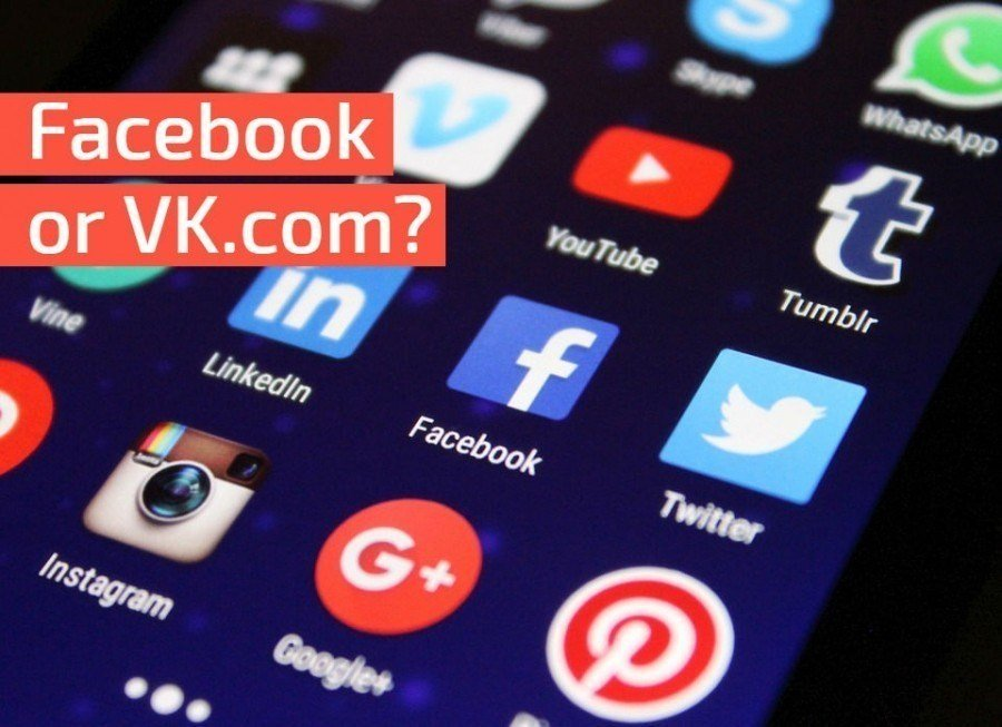 StudyQA: Facebook and VK: which social network to choose for student recruitment?