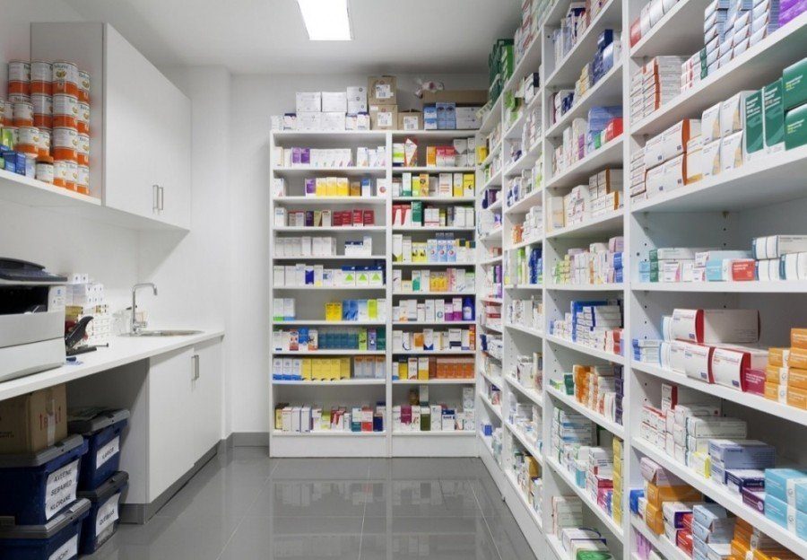 StudyQA: Pharmacy specializations