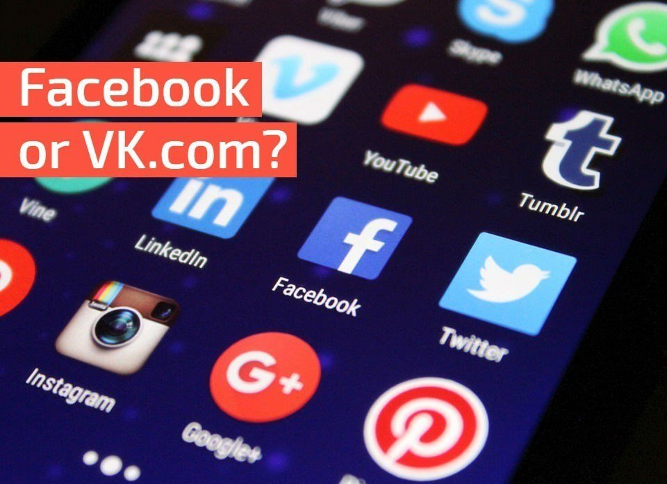 Facebook and VK: which social network to choose for student recruitment?