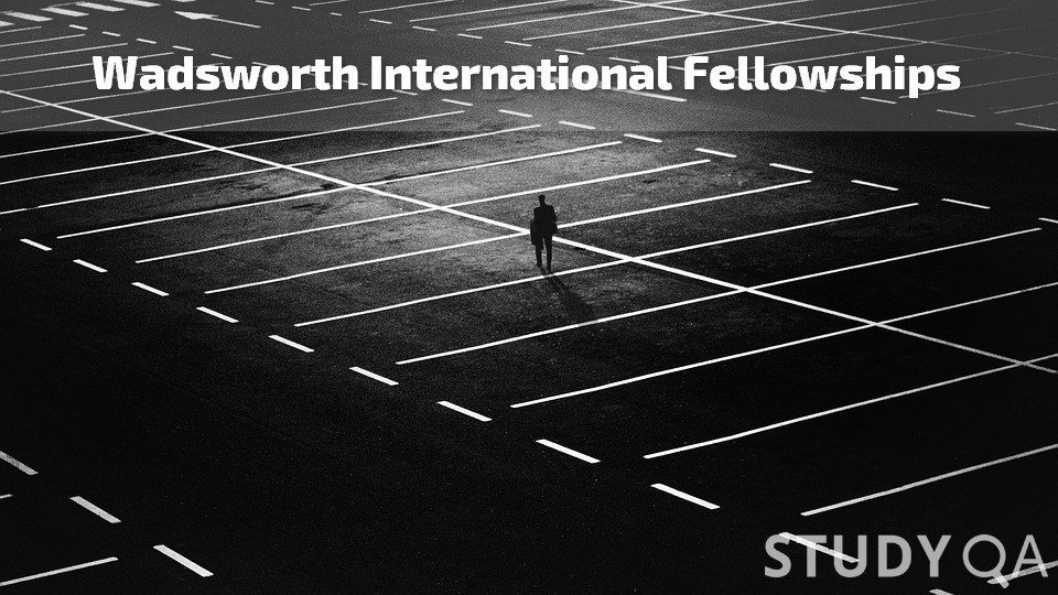 Wadsworth International Fellowships