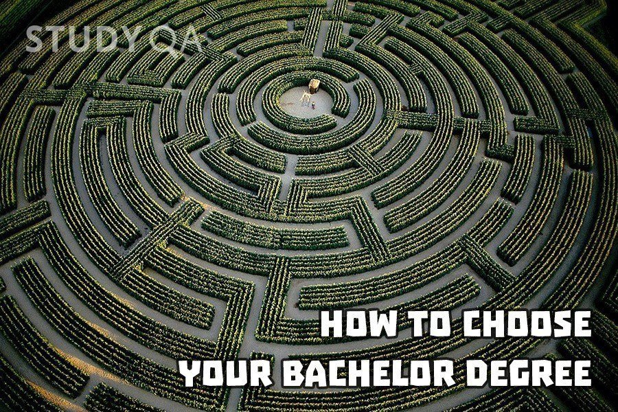 How to choose your Bachelor degree: a guide for prospective students