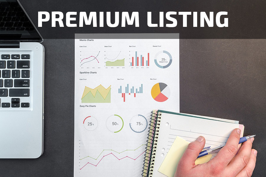 Premium Listing push up you to the top
