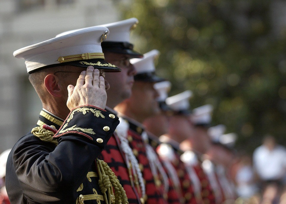 what is military discipline