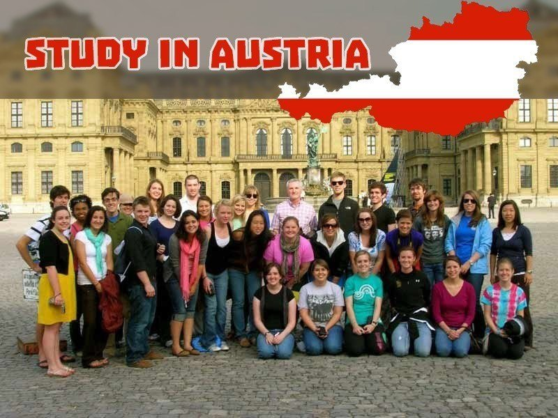 Why Choose To Study In Austria
