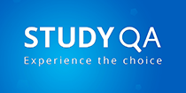 StudyQA logo with tagline
