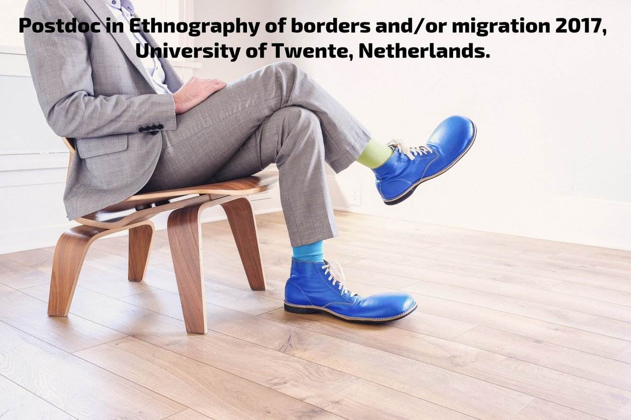 Postdoc in Ethnography of borders and/or migration