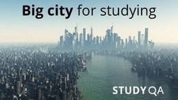 StudyQA: Want the big city
