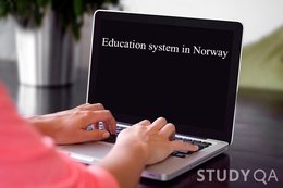 StudyQA: System of education in Norway