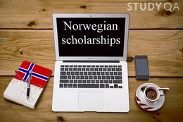 StudyQA: Norwegian scholarships