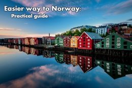 StudyQA: Easier way to Norway: Practical guide