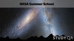 StudyQA: NASA Space Radiation Summer School