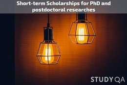 StudyQA: Short-term Scholarships for PhD and postdoctoral researches (University of Fribourg)