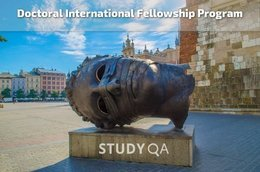 StudyQA: HOMING Doctoral International Fellowship Program 2017, Poland