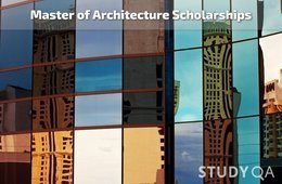 StudyQA: Wightman Bequest Built Environment Master of Architecture Scholarships