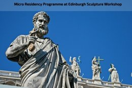 StudyQA: Micro Residency Programme at Edinburgh Sculpture Workshop