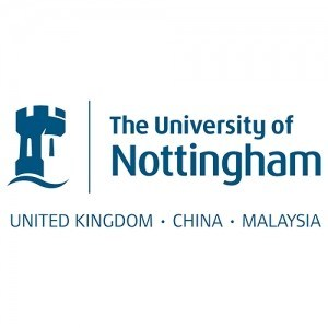 The University of Nottingham Ningbo China logo