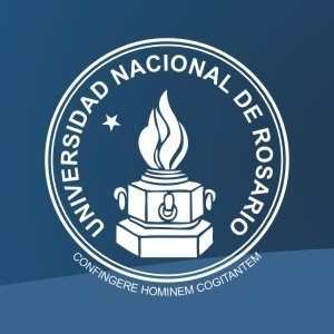 National University of Rosario logo