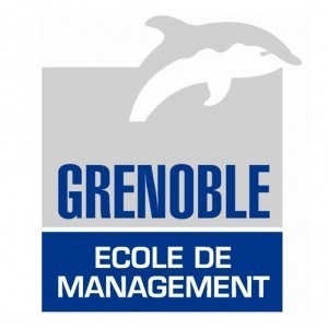 Grenoble School of Management logo