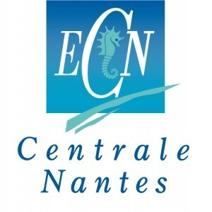 Central School of Nantes logo