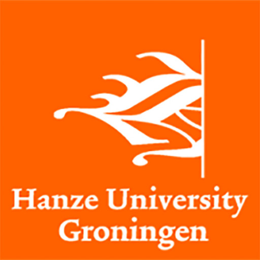 Hanze University of Applied Sciences, Groningen logo