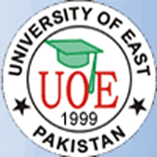 University of East logo