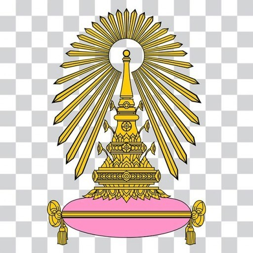 Chulalongkorn University logo