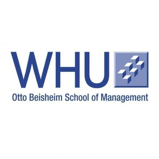 WHU - Otto Beisheim School of Management logo