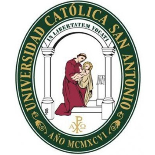 Catholic University San Antonio de Murcia logo