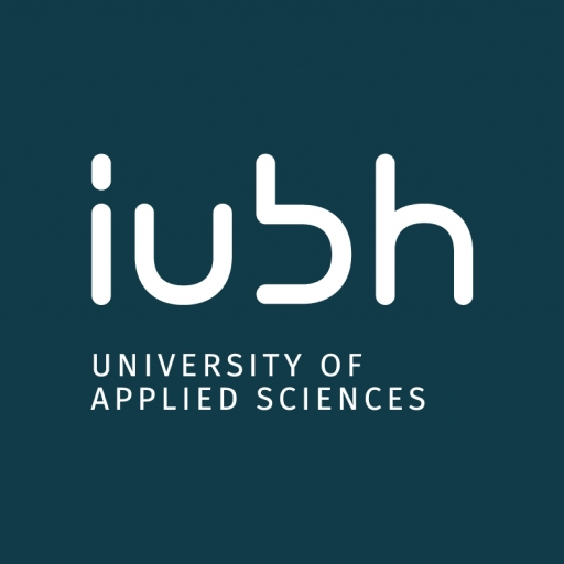 IUBH University for Applied Sciences logo