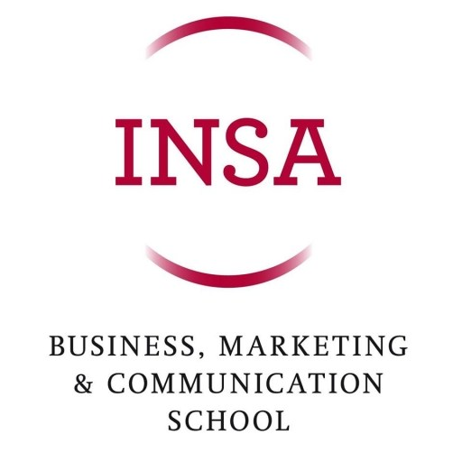 INSA Business, Marketing & Communication School logo