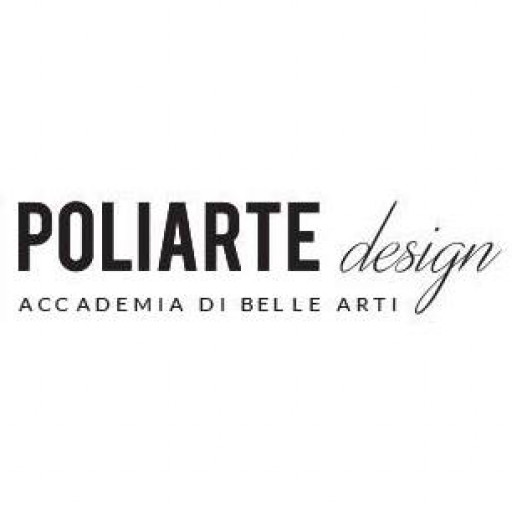 Poliarte fine arts and design academy logo
