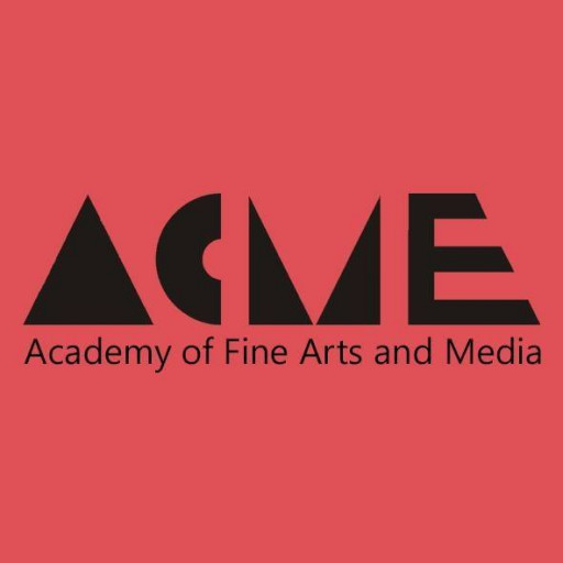 ACME Academy of Fine Arts and Media logo