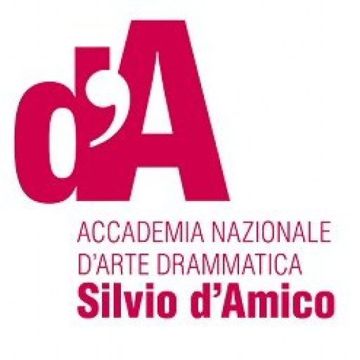 Rome National Academy of Dramatic Art logo