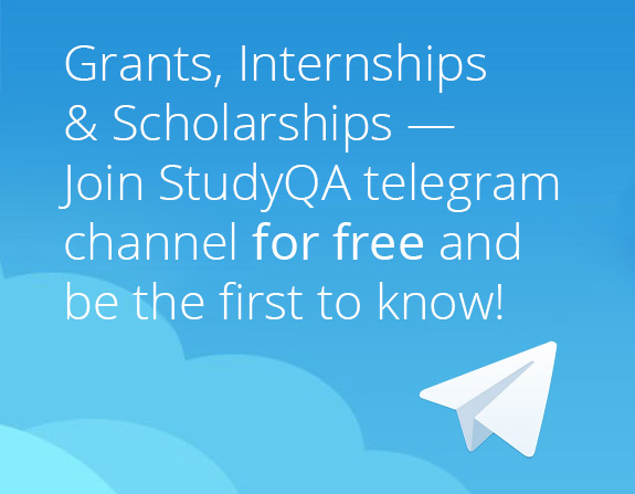 StudyQA — Telegram Channel